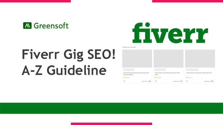 SEO for fiverr gig – How to do fiverr gig SEO