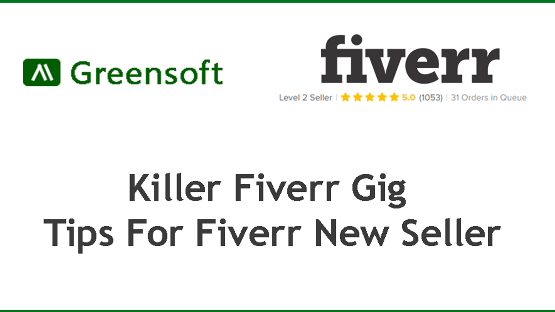 Buyer request on fiverr, greensoft dhaka