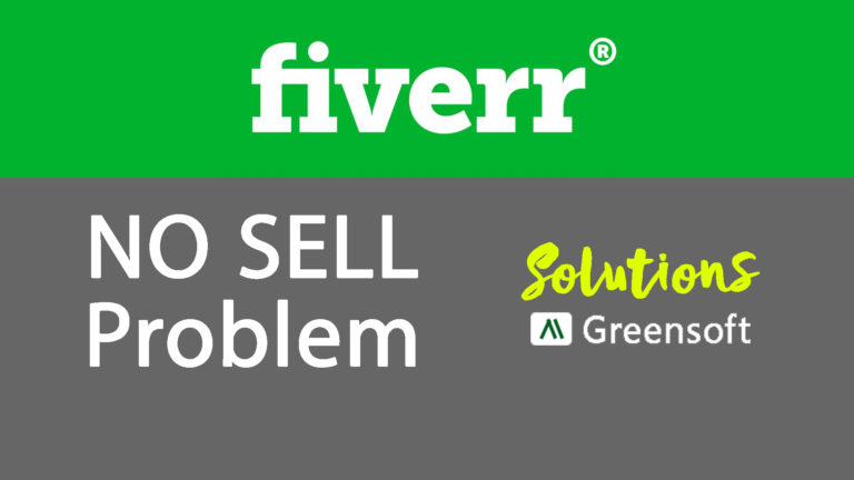 How to get first sale on fiverr 2020! Analysis of the Problem