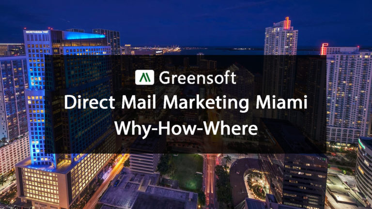 Direct mail marketing Miami 2020