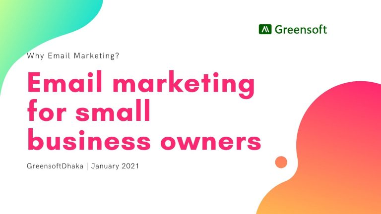 Email Marketing for Small Business Owners Succeed in 2021