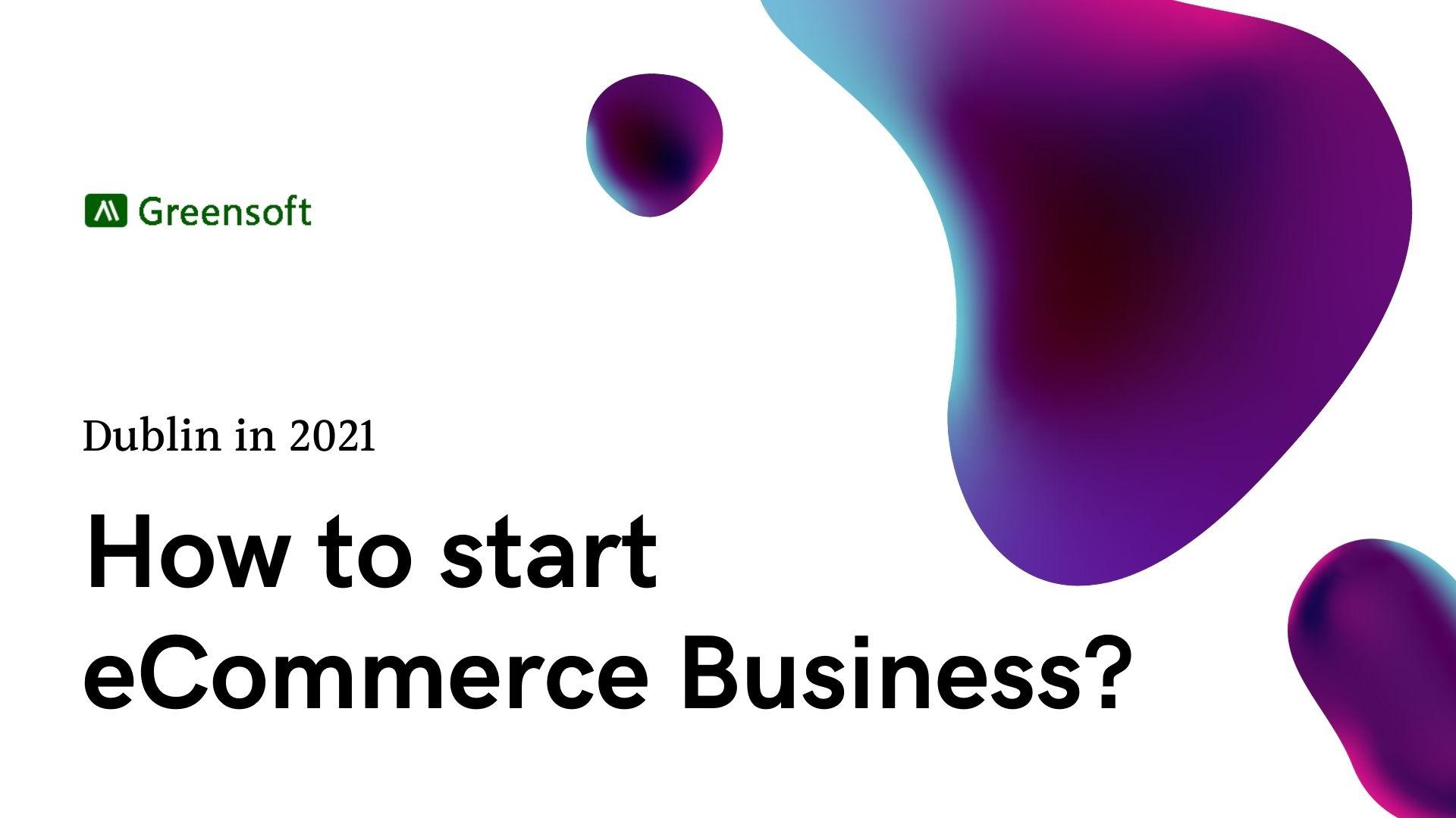 eCommerce Business in dublin