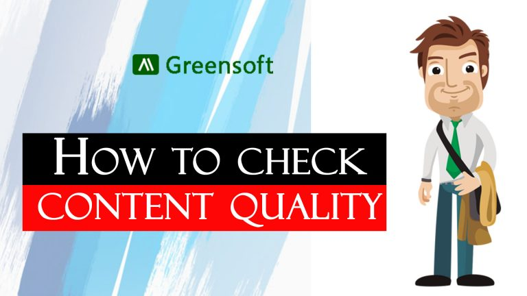 How to check content quality online in 2020