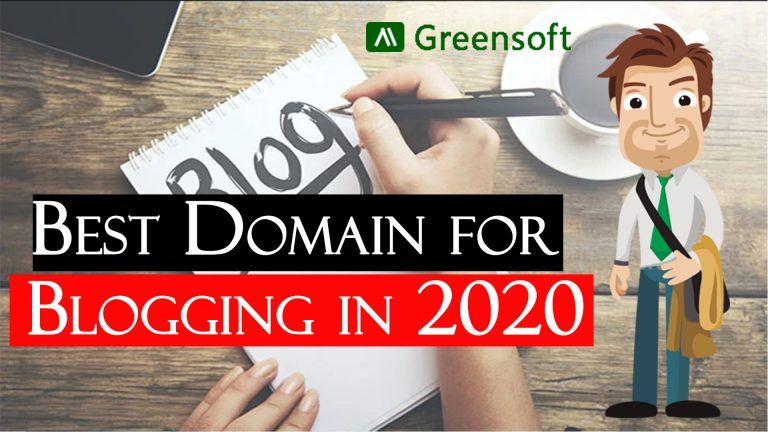 How to Select Best Domain for Blogging in 2020