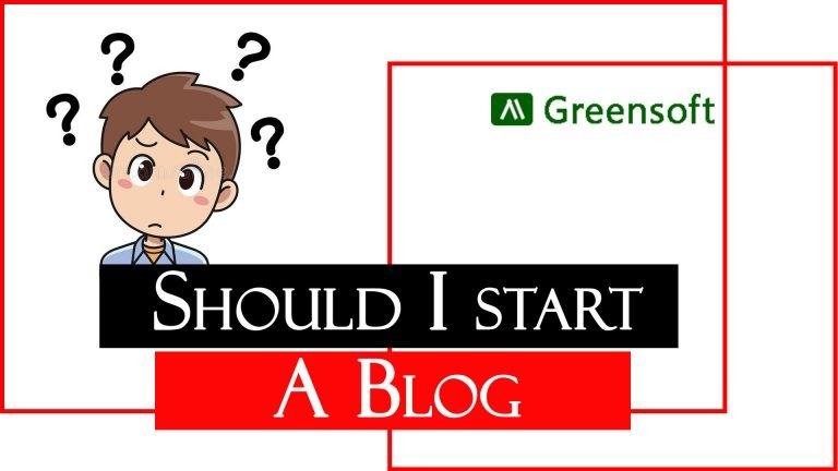 Should I start blogging in 2020