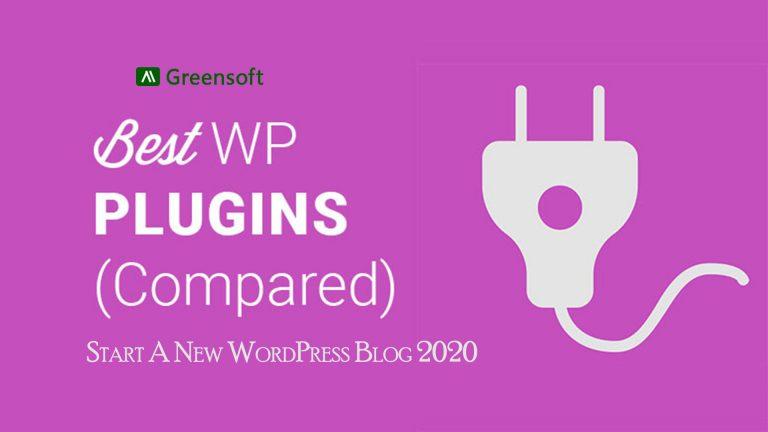 Best WordPress plugin for blog in 2020