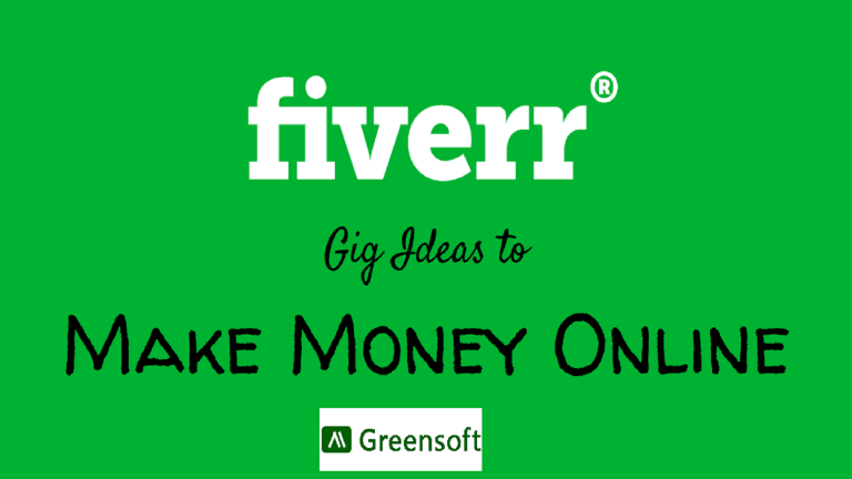 Best Selling GIG on Fiverr  in 2020