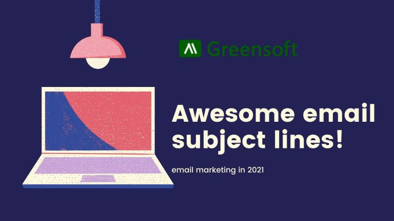 Write awesome email subject line for email marketing 2021