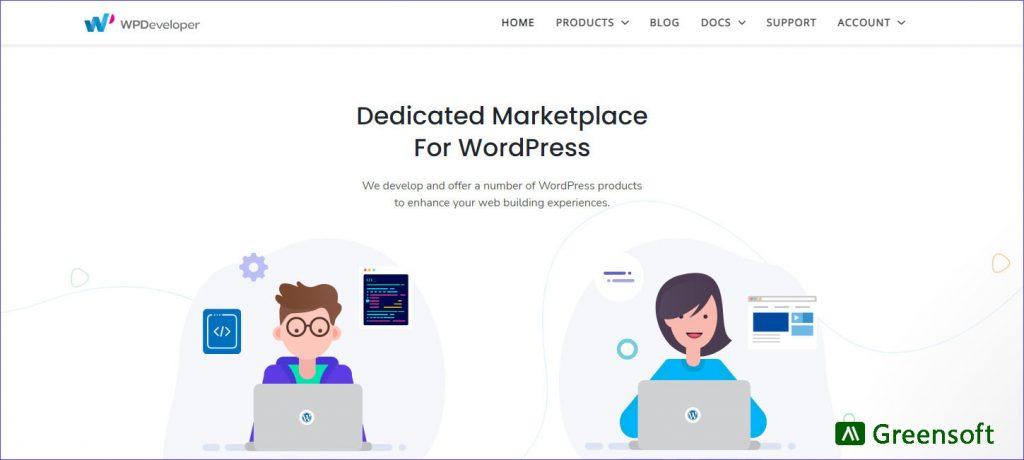 WebAppick - WordPress Company in Bangladesh -Greensoft