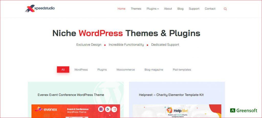 XpeedStudio WordPress Copmany in Dhaka