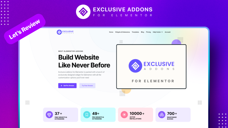 Why Would You Choose Exclusive Addons Over Other Elementor Plugins?